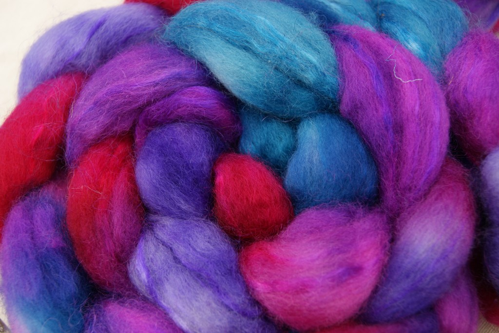 Wildcraft BFL/sparkly nylon